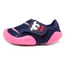Sapato Sapatilha Infantil Klin New Confort Menina