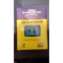 Código De Processo Civil Interpretado 12ª Edição 2013 - Bols