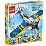 Oferta Lego Creator 31011 Aventuras En Avión 3 En 1 618 Pz