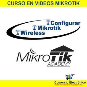Curso Mikrotik El Más Completo Y Garantizado...