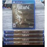 Ps4 Fallout 4 Nuevo Sellado