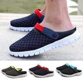 Zapatillas Zapatos No Transpirable Sandalias Malla Unisex