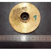 Impulsor Universal En Bronce Para Bomba Centrifuga De 1/2 Hp