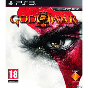 Juego Ps3 Sony God Of War 3