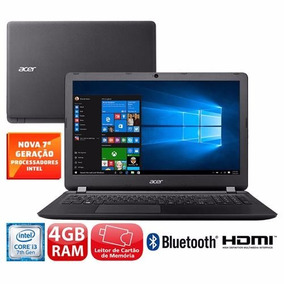 Notebook Acer Aspire Es1- 572-37pz Intel I3-7100u 4gb 1tb