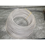 Cable #8 Awg Marca Bw Pvc 70 100% Cobre