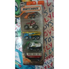 Matchbox 5 Pack Remolque Inc Arenero Tractor Etc Lyly Toys