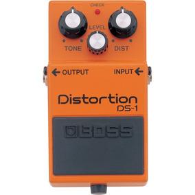 Pedal Para Guitarra Boss Ds1