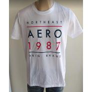 Camisas Masculina Aeropostale Original Kit Camiseta Lindas