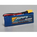 Bateria Pila Lipo 1600mah 7.4v 2s 20c Zippy Dron Robotica
