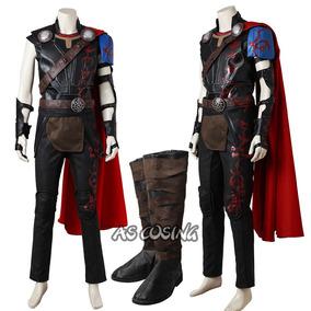 Cosplay Thor Ragnarok Fantasia Filme Modelos Escolher.