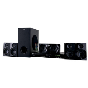 Home Theater 480w Rms Philco Com Dvd, Karaokê - Pht690