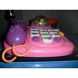 Telefonos De Juguetes Interactivos Dora La Exploradora Luz