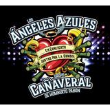 Juntos Por La Cumbia - Angeles Azules Y Grupo Cañaveral - Cd
