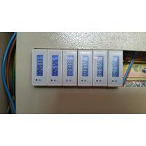 Medidor Monofasico Digital 220v Para Consumo Corriente Elec
