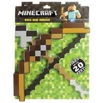 Minecraft - Arco E Flecha - Mattel