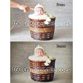 Tratamento Foto Edição Imagem Editor Photoshop Álbum Corel