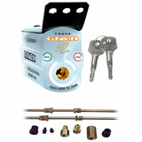 Trava Carneiro Chave Pacri + Kit Instalação - Corta Ignição