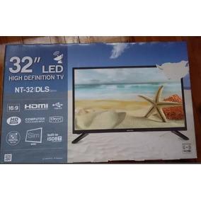 Tv Monitor 32 Led Hd Hdmi Conversor Digital Garantia Led 32