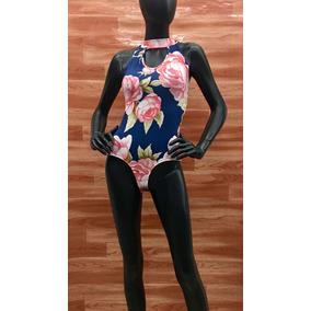 Panty Blusa Marino Flor Rosa - Maat Clothing