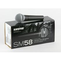 Microfono Shure Sm58 Original 100%