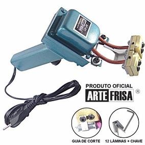 Maquina Frisadora De Chinelos E Pneus Artefrisa Af-01 - 220v