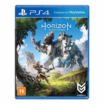 Horizon Zero Dawn Ps4 Playstation 4 Mídia Física - Pré Venda