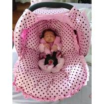Capa Bebê Conforto Safety 1st Com Capota- Várias Estampas