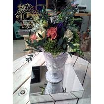 Flores, Arreglo Floral, Flores Naturales, Estilo Europeo.