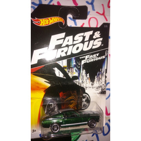 Ford Mustang 67 Reto Tokio Rapido Y Furioso Nv Xpr Lyly Toys