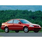 Manual De Taller Honda Civic Años 1992 Al 2003