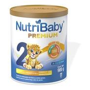 Leche Nutribaby 2 Premium 6 A 12 Meses X 900g Nutri Baby