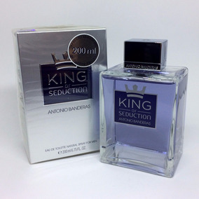 Antonio Banderas King Of Seduction 200ml | Original Lacrado