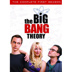 The Big Bang Theory La Teoria Del Big Bang Dvd 1ra Temporada