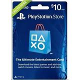 Play Station Network Psn Card $10 Store Usa Ps4 Ps3 Ps Vita