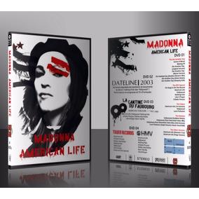 Dvd Madonna American Life