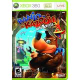 Banjo Kazooie Xbox 360 Envío Gratis