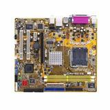 Placa Mãe Computador Asus P5vd2-vm Intel 775 Ddr2 C/espelho