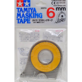 Masking Tape 6mm C/dispenser Tamiya