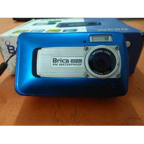 Camara Digital Sumergible Brica Wp80