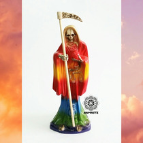 Figura De La Santa Muerte - Protección, Amor Y Abundancia