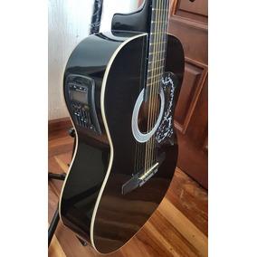 Guitarra Electroacústica 4 Bandas Nueva!!!