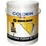 Pintura Latex Colorin Durlock 20lts