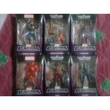 6 Figuras Marvel Legends, Construye A Groot, Guardianes