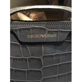 358ee01a5 Bolsa Da Armani - Calçados, Roupas e Bolsas Cinza escuro no Mercado ...