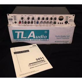 Tla Audio Preamplicador Valvular Clase A 5051