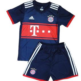 Conjunto Niño Bayern Múnich Original Temporada 2017/18