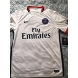 Camisa Nike Paris Saint Germain Psg 2 2015/16 Frete Grátis