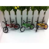 Mini Bicicleta De Dedo Profissional Manobras Melhor Desconto