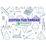 Resuelvo Ejercicios Y Tareas De Matemáticas, Física E Inglés